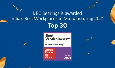 NEI recognized among India's Top 30 Best Workplaces in Manufacturing 2021