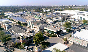 NEIs 75-year-old Jaipur plant awarded the coveted IGBC Green Factory Building Platinum Certification